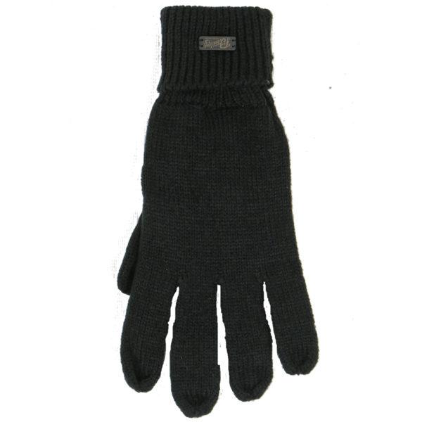 PETROL M-3090-GLO930 9999 Ανδρικά Γάντια Μαύρα 3
