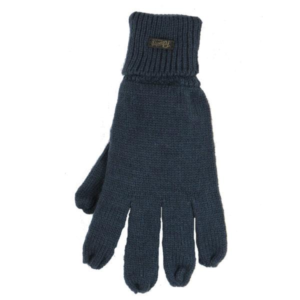 PETROL M-3090-GLO930 5091 Ανδρικά Γάντια Μπλε 3