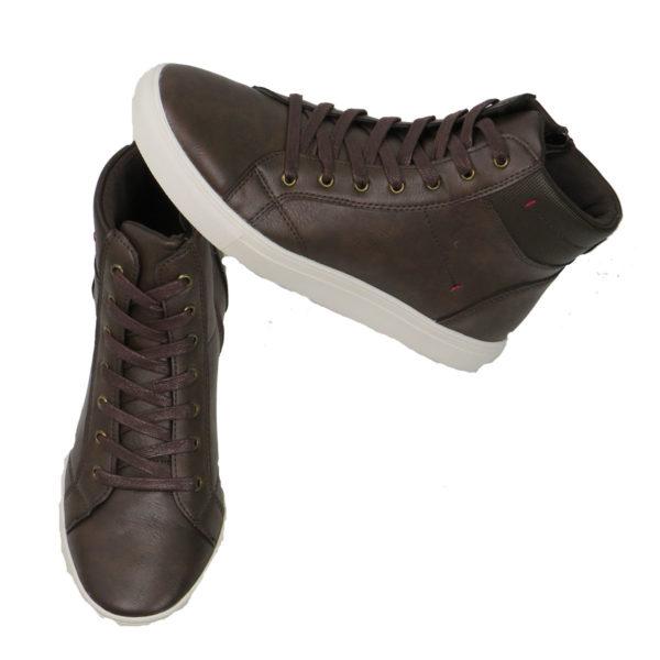 NEW YORK TAILORS 034.16 IZAR Ανδρικά Παπούτσια Καφέ 4