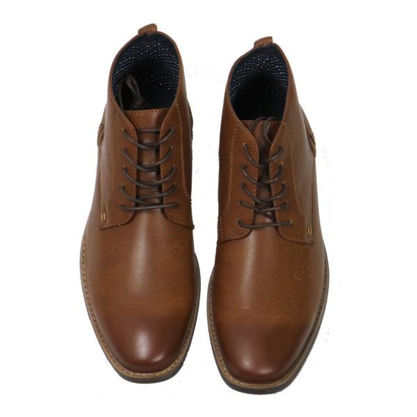 NEW YORK TAILORS 034.16 RENATO Ανδρικά Παπούτσια Ταμπά 7
