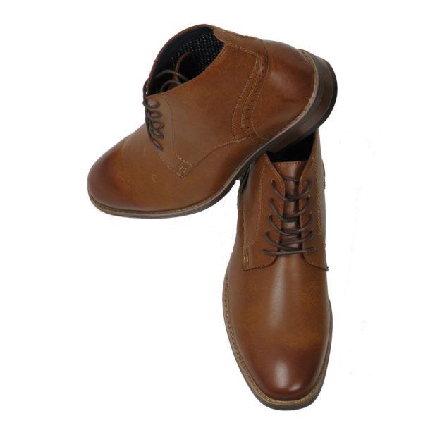 NEW YORK TAILORS 034.16 RENATO Ανδρικά Παπούτσια Ταμπά 5