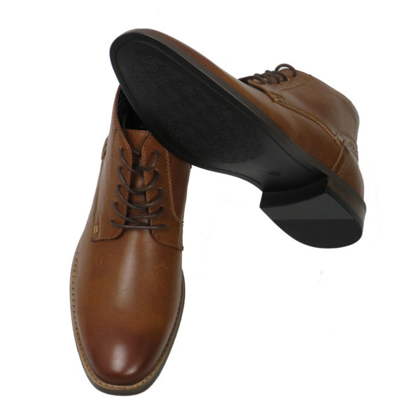 NEW YORK TAILORS 034.16 RENATO Ανδρικά Παπούτσια Ταμπά 4