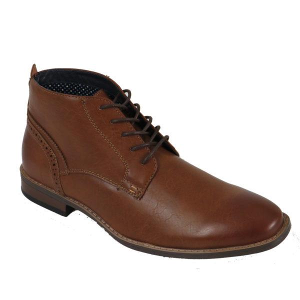 NEW YORK TAILORS 034.16 RENATO Ανδρικά Παπούτσια Ταμπά 3