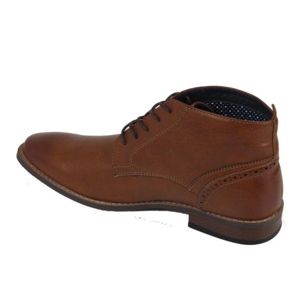NEW YORK TAILORS 034.16 RENATO Ανδρικά Παπούτσια Ταμπά 6