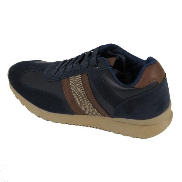 NEW YORK TAILORS 034.16 JENARO Ανδρικά Παπούτσια Μπλε 6