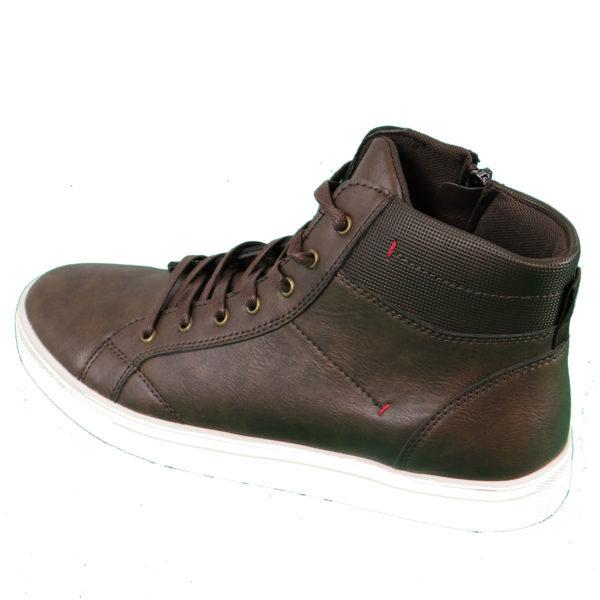 NEW YORK TAILORS 034.16 IZAR Ανδρικά Παπούτσια Καφέ 8