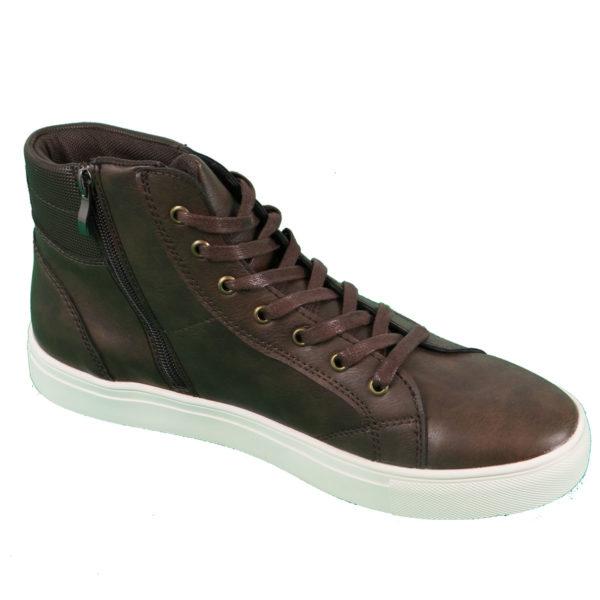 NEW YORK TAILORS 034.16 IZAR Ανδρικά Παπούτσια Καφέ 7
