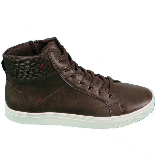 NEW YORK TAILORS 034.16 IZAR Ανδρικά Παπούτσια Καφέ 3