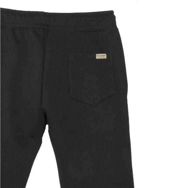 EVERBEST 20111 Ανδρικό Παντελόνι  Φόρμας Μαύρο 6