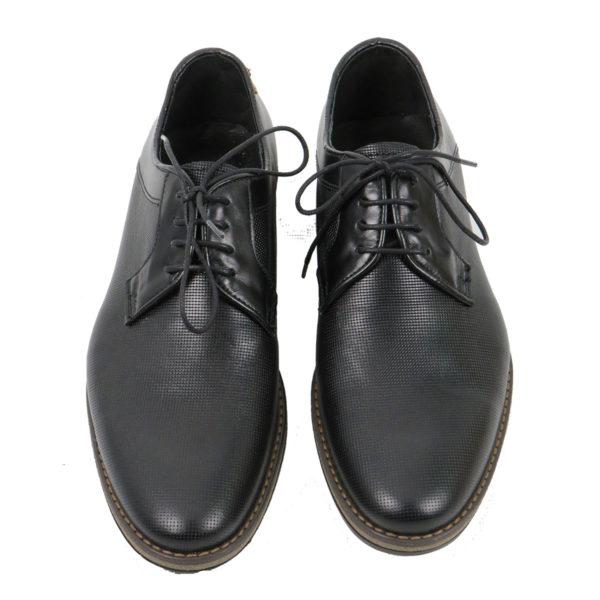 MAINSTONE 0600.01 Ανδρικά Παπούτσια Μαύρα 7