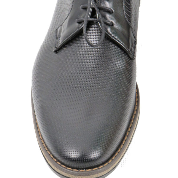 MAINSTONE 0600.01 Ανδρικά Παπούτσια Μαύρα 5