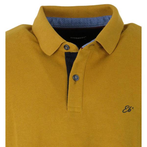 Everbest 20022 RW Ανδρική Μπλούζα Κίτρινο 4