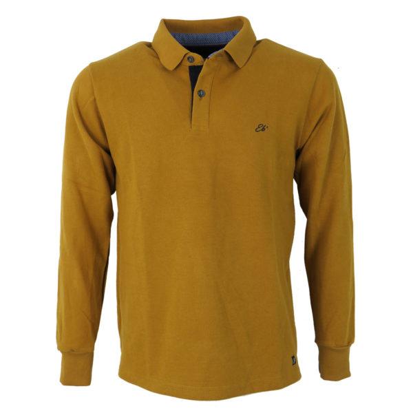 Everbest 20022 RW Ανδρική Μπλούζα Κίτρινο 3