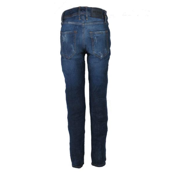 NEW DENIM 11273 Ανδρικό Παντελόνι Μπλε 4