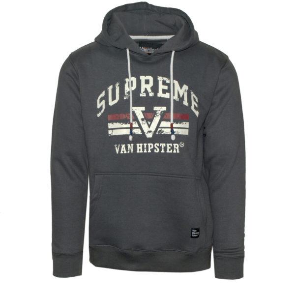 Van Hipster 71692 Ανδρική Μπλούζα Γκρί 3