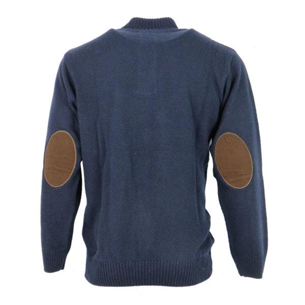 Machete 5912 Ανδρική Μπλούζα Μπλέ 4