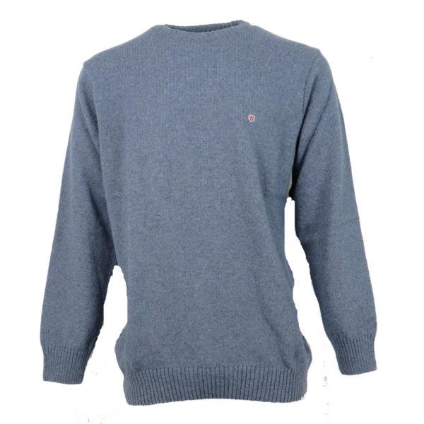 Machete 2428 Ανδρική Μπλούζα Σιέλ 3