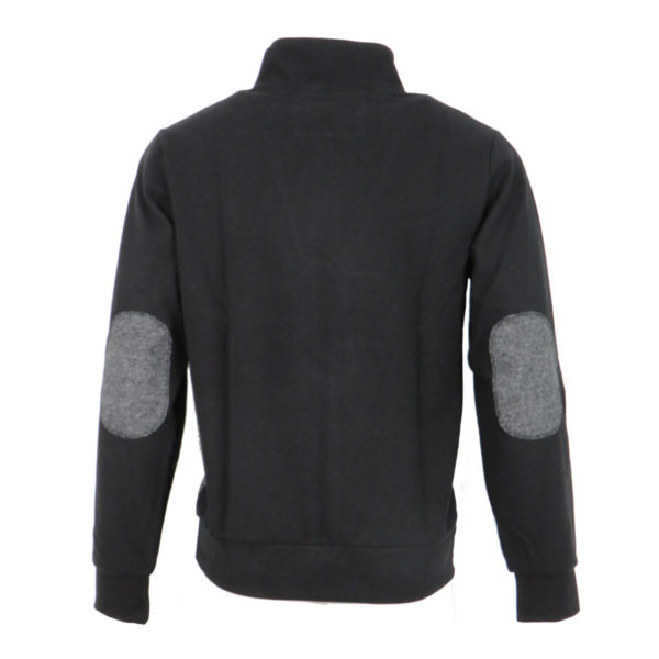 Everbest CW20304 Ανδρική Μπλούζα Μαύρο 6