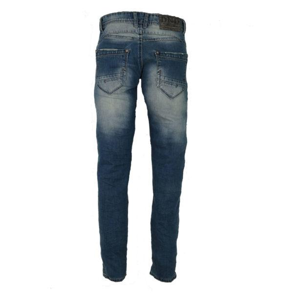 PRIVATO YY2511 Ανδρικό Παντελόνι Μπλε 4