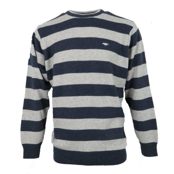 Cozy 300 Ανδρική Μπλούζα Μπλέ 3
