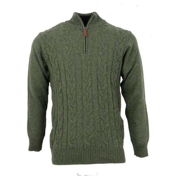 Machete 5955 Ανδρική Μπλούζα Λαδί 3