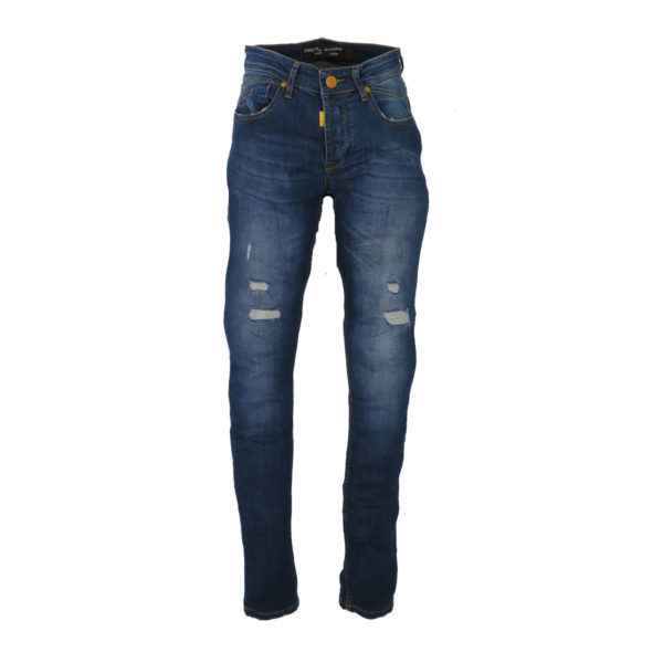 PROFIL 5016 Ανδρικό Παντελόνι Μπλε 3