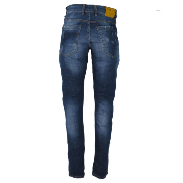 PROFIL 5016 Ανδρικό Παντελόνι Μπλε 4