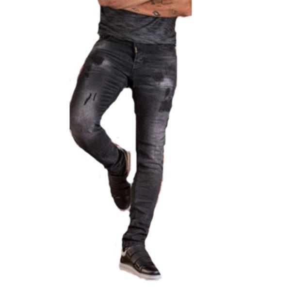 PROFIL 2045 Ανδρικό Παντελόνι Μαύρο 3