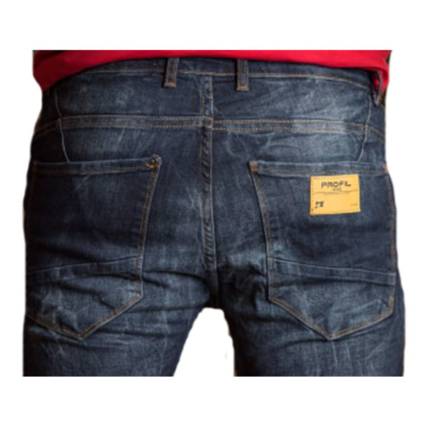 PROFIL 2054 Ανδρικό Παντελόνι Μπλέ 4