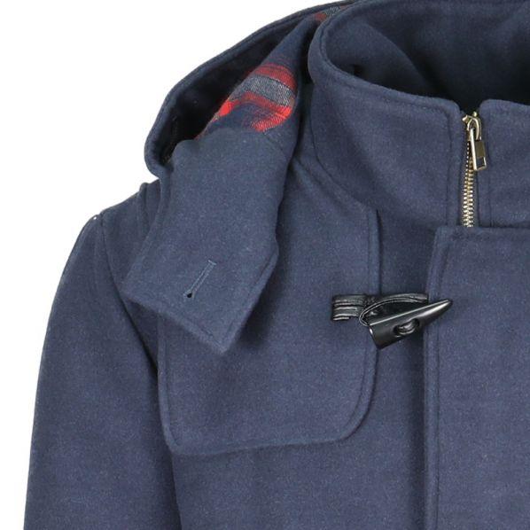 New York Tailors 022.16. ASHBY Ανδρικό Μοντγκόμερι Μπλέ 7