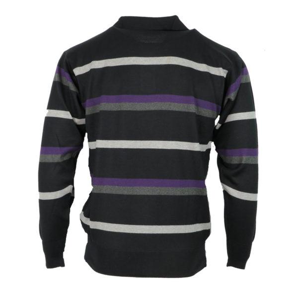Unique 330 Ανδρική Μπλούζα Μαύρο 4