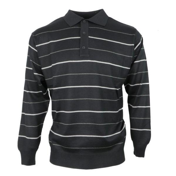 Unique 330 Ανδρική Μπλούζα Μαύρο 3