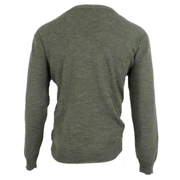 Privato 636 Ανδρική Μπλούζα Λαδί 4