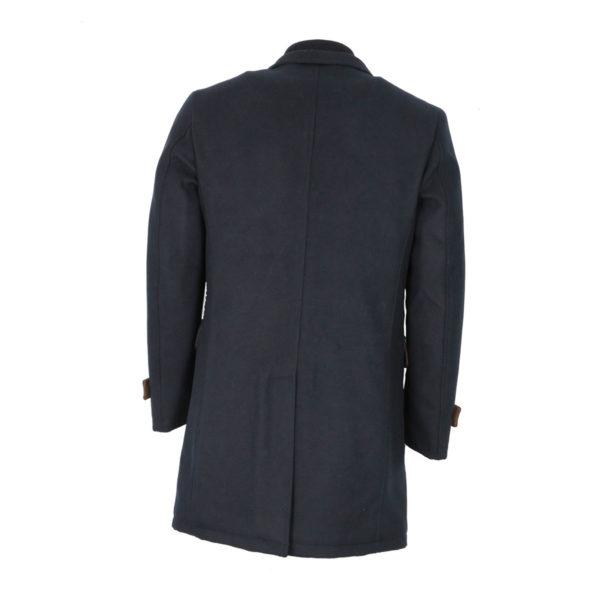 ORION 901CS05 Ανδρικό Παλτό Μπλέ Σκούρο 8