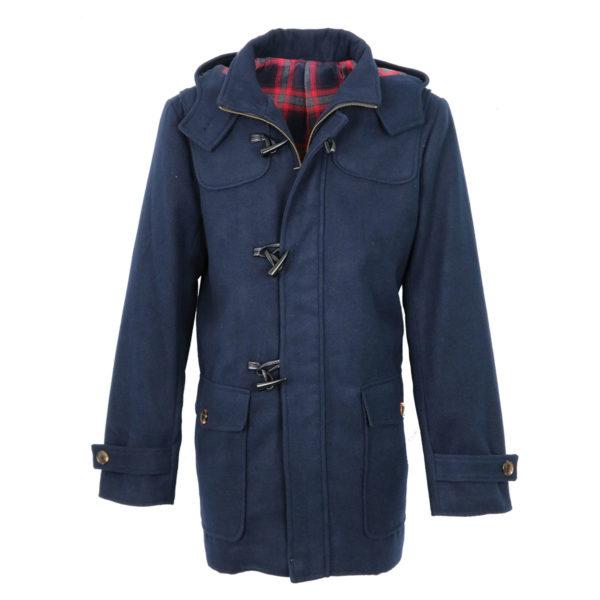 New York Tailors 022.16. ASHBY Ανδρικό Μοντγκόμερι Μπλέ 5