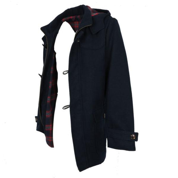 New York Tailors 022.16. ASHBY Ανδρικό Μοντγκόμερι Μπλέ 4