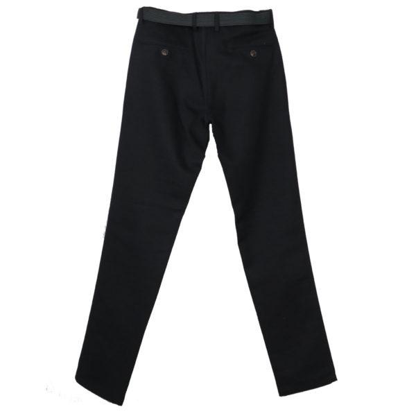 NEW YORK TAILORS 004.14.QUIN Ανδρικό Παντελόνι Μαύρο 5