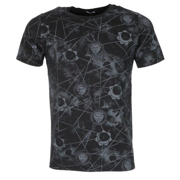 Privato FX 701 Ανδρικό Μπλουζάκι Μαύρο 3