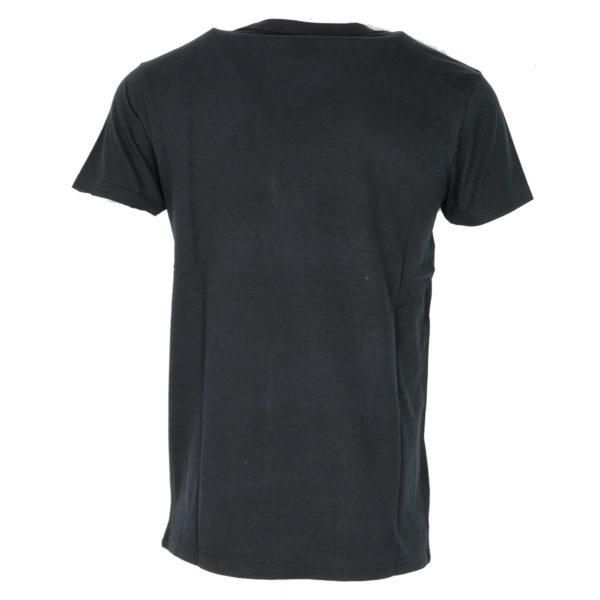 GNIOUS 28-300528 Mattis 9098 Ανδρικό Μπλουζάκι Μαύρο 4
