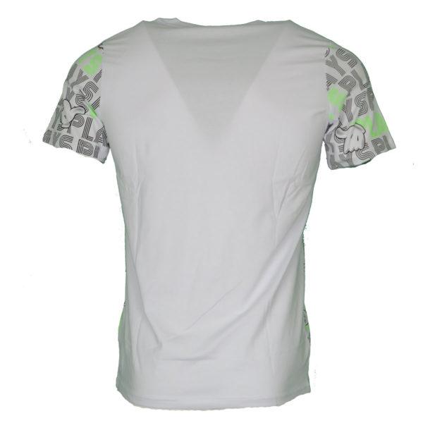 Privato FX 627 Ανδρικό Μπλουζάκι Λευκό 4