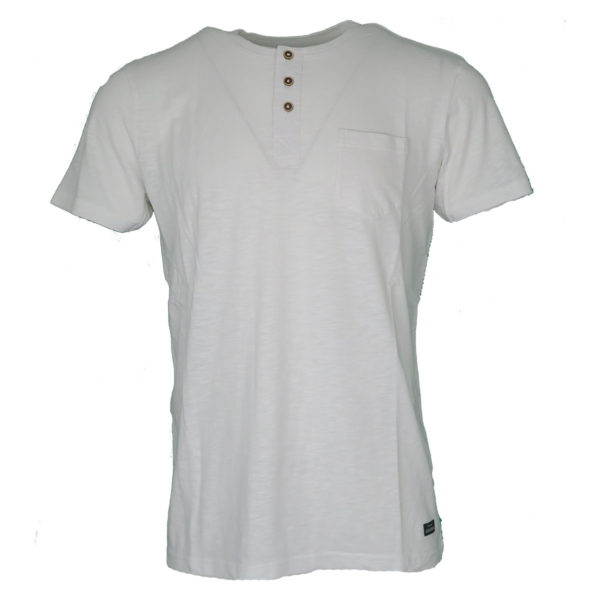 Tiffosi 10003068 001 Ανδρικό Μπλουζάκι Λευκό 3