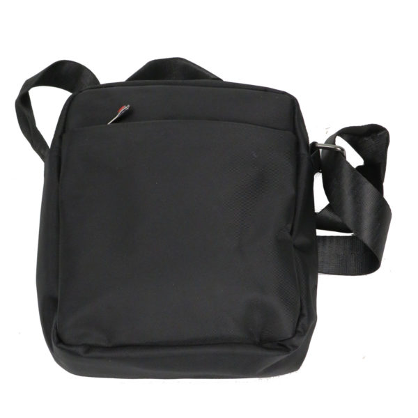 Privato 2024 Ανδρική Τσάντα Μαύρη 5