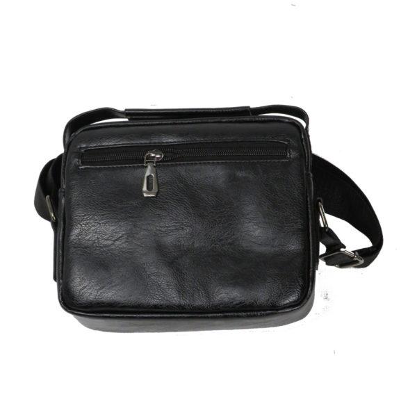 Privato 2025 Ανδρική Τσάντα Μαύρη 5