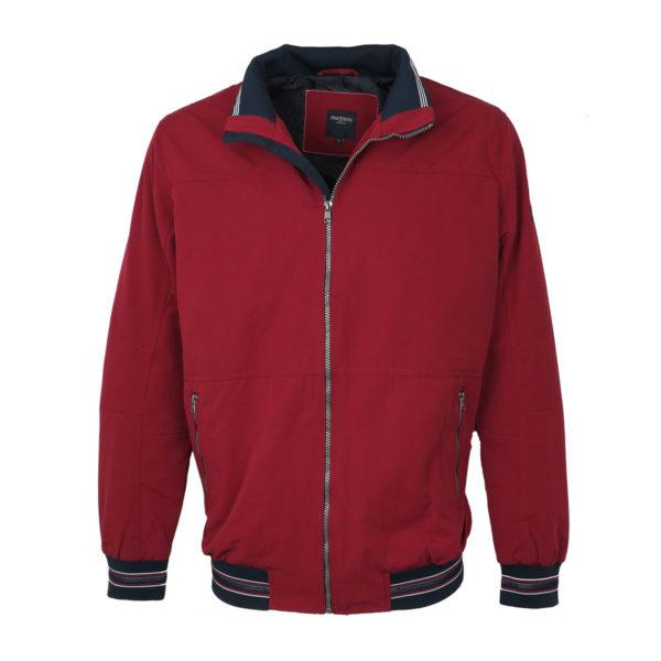 PRE END 09-100380 4060 Errol Ανδρικό Μπουφάν Κόκκινο 4