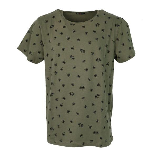Vortex 03-244 Ανδρικό Μπλουζάκι Χακί 3