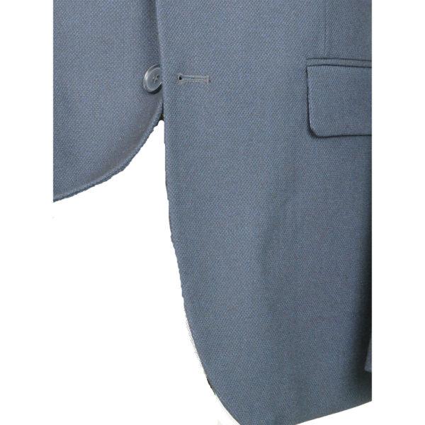 NEW YORK TAILORS 001.16.BIAGGIO Ανδρικό Κοστούμι Μπλέ 3