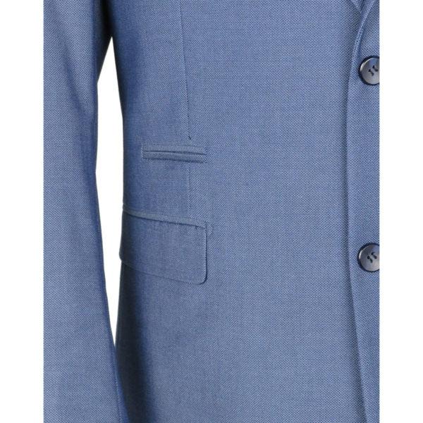 ORION 5216-009 902329 Aνδρικό Κοστούμι Μπλε Ανοιχτό 4