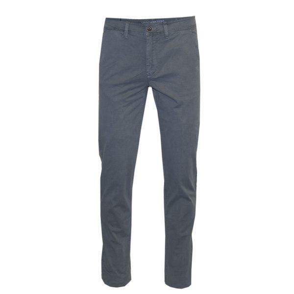 Van Hipster 71733 Ανδρικό Παντελόνι Γκρί Σκούρο 3