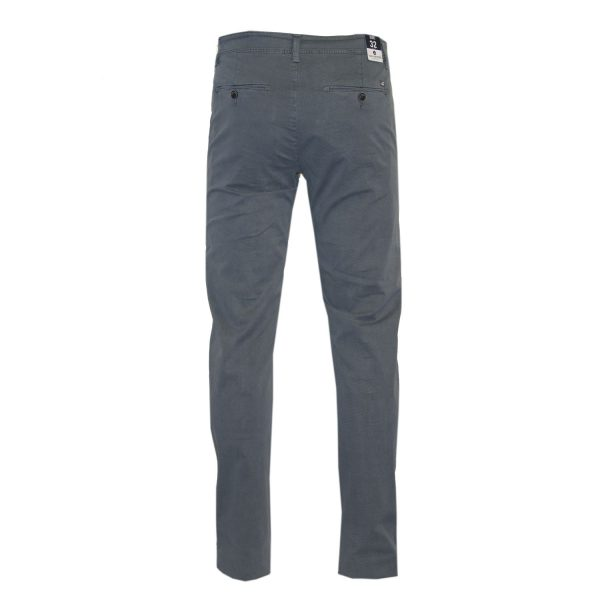 Van Hipster 71733 Ανδρικό Παντελόνι Γκρί Σκούρο 4
