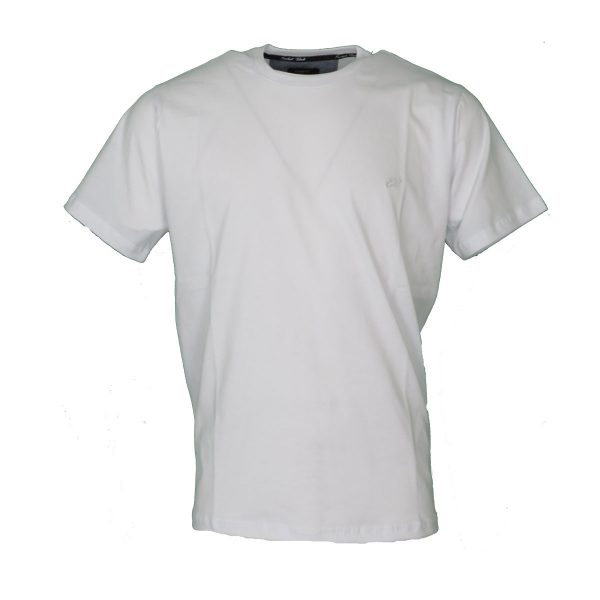EVERBEST 20800-0 Ανδρικό Μπλουζάκι Λευκό 3